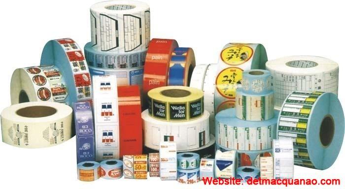 Ngân Hà Xanh cung cấp nhiều dịch vụ in nhãn mác tại Đà Nẵng