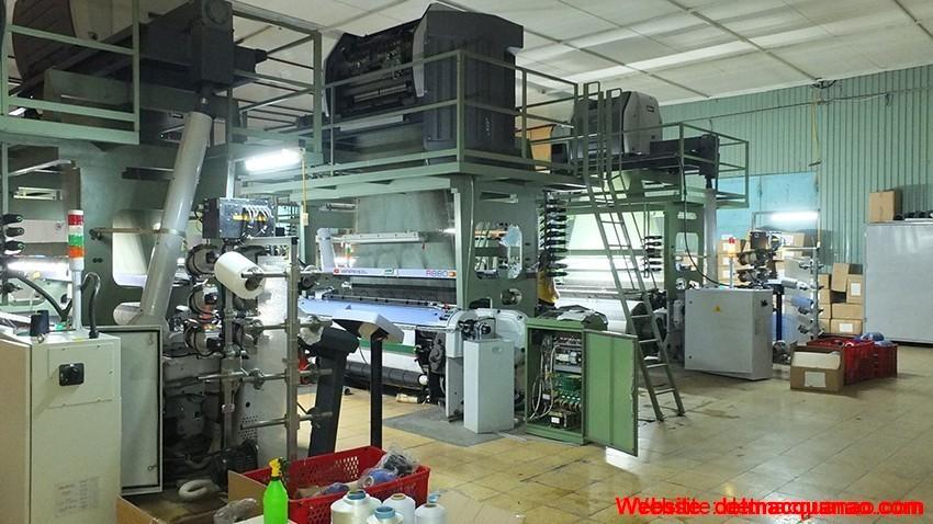 Công ty in nhãn mác với công nghệ sản xuất Hiện đại