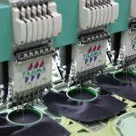 Thêu in nhãn mác sản phẩm sử dụng công nghệ cao